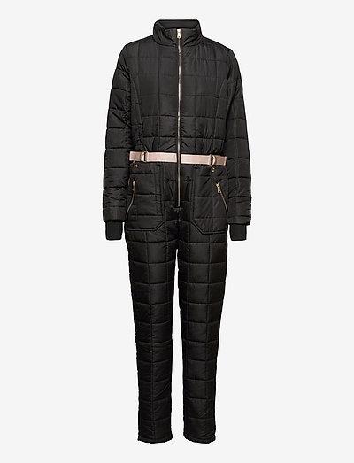 CC Heart snowsuit - combinaisons - black