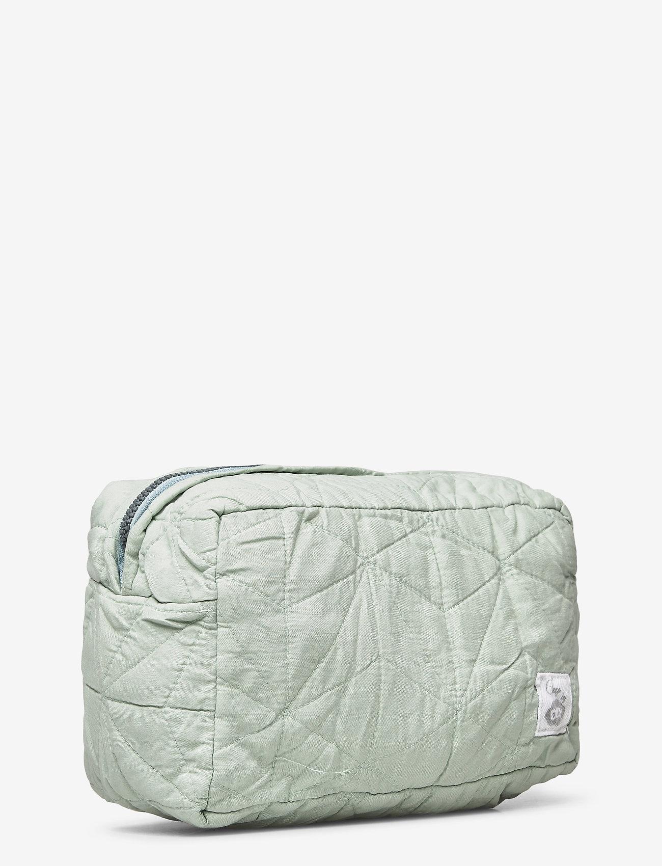 Cozy by Dozy - Cozy by Dozy Toiletry Bag - toiletry bags - green - 2