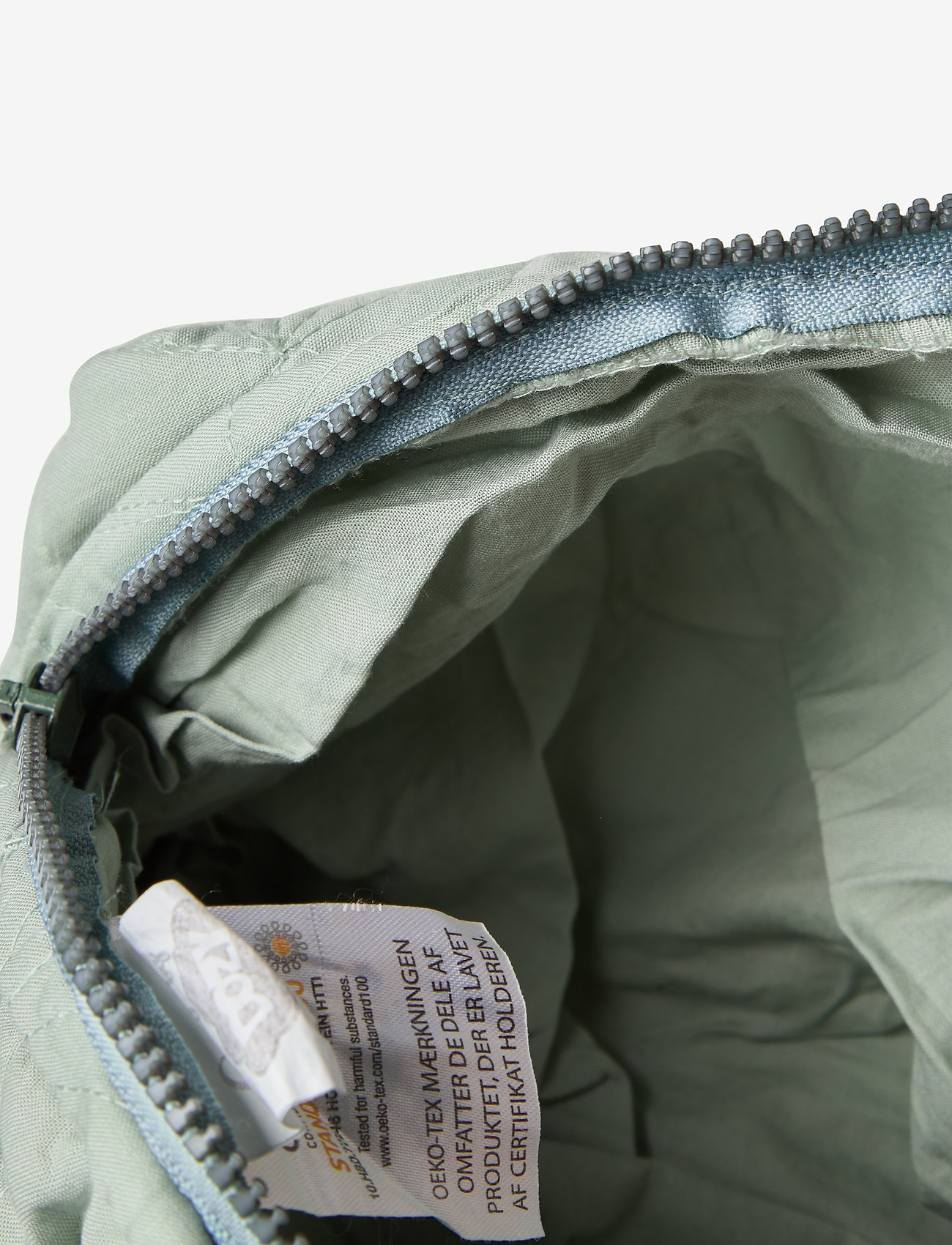 Cozy by Dozy - Cozy by Dozy Toiletry Bag - toiletry bags - green - 3