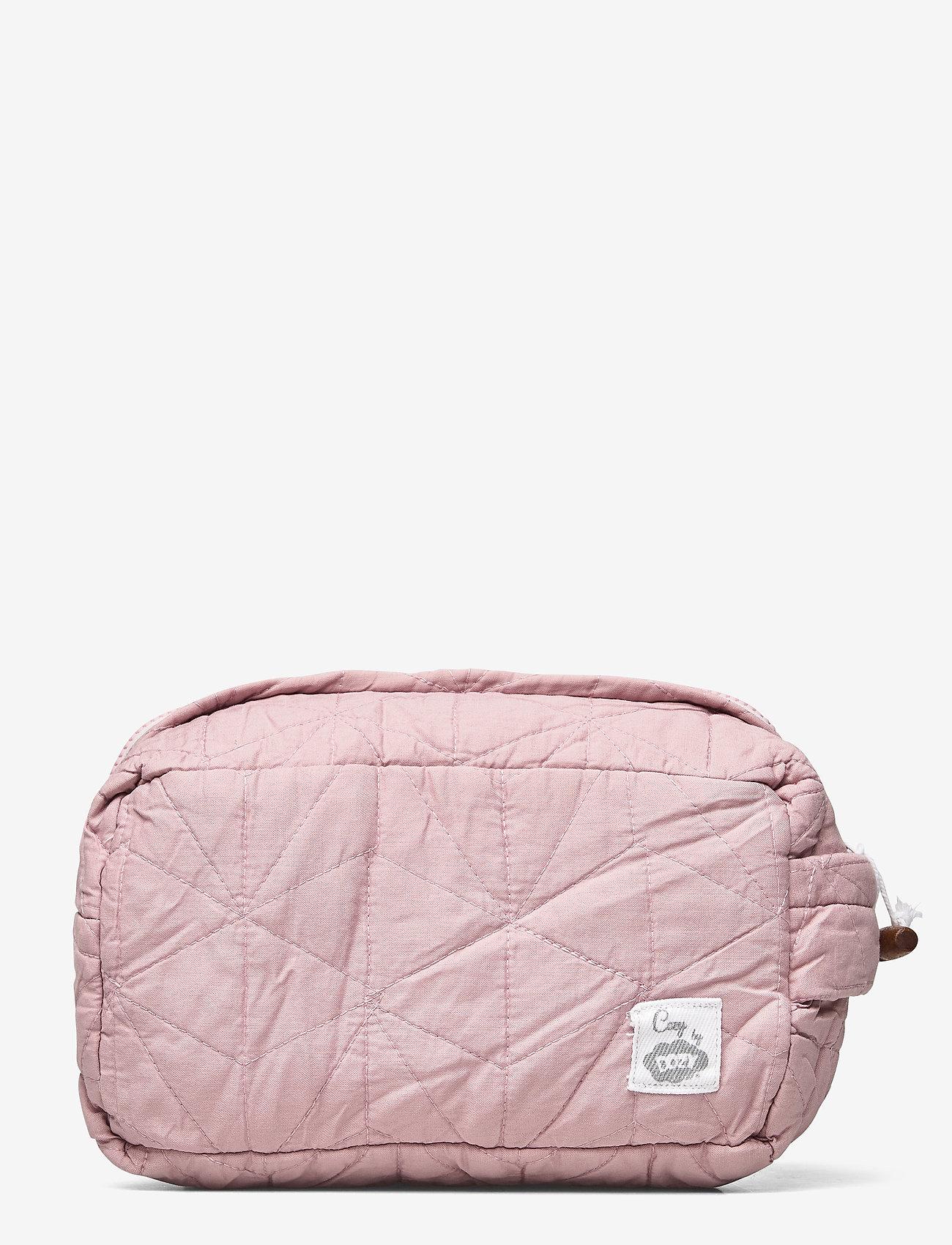 Cozy by Dozy - Cozy by Dozy Toiletry Bag - toiletry bags - pink - 0