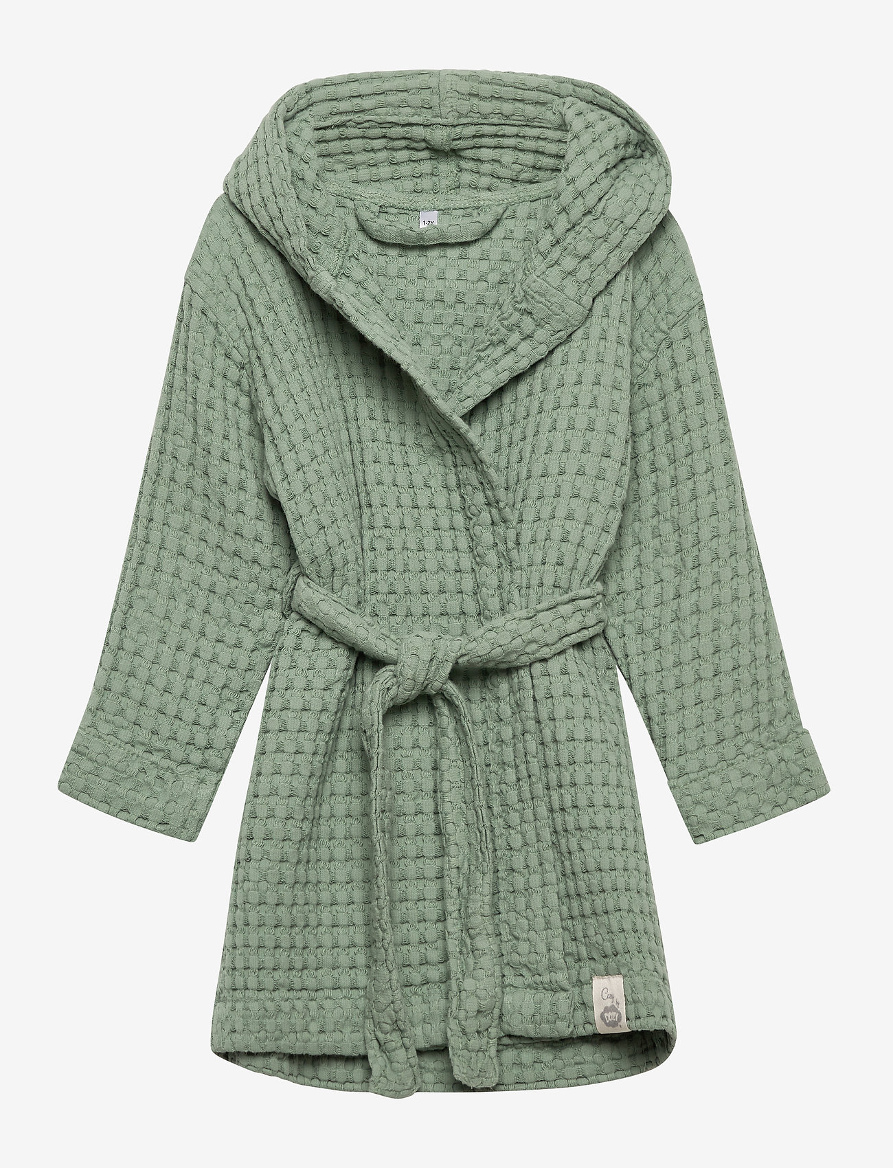 Cozy by Dozy - Cozy by Dozy Bath Robe - bathrobes - green - 0