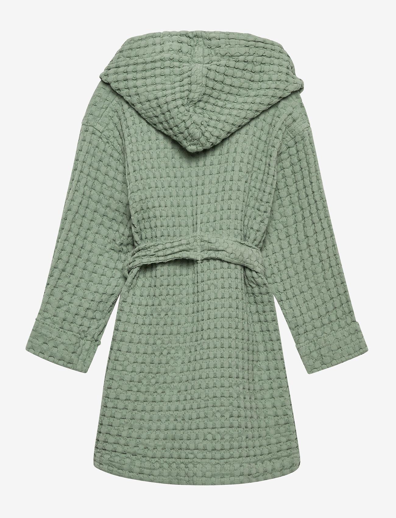 Cozy by Dozy - Cozy by Dozy Bath Robe - bathrobes - green - 1