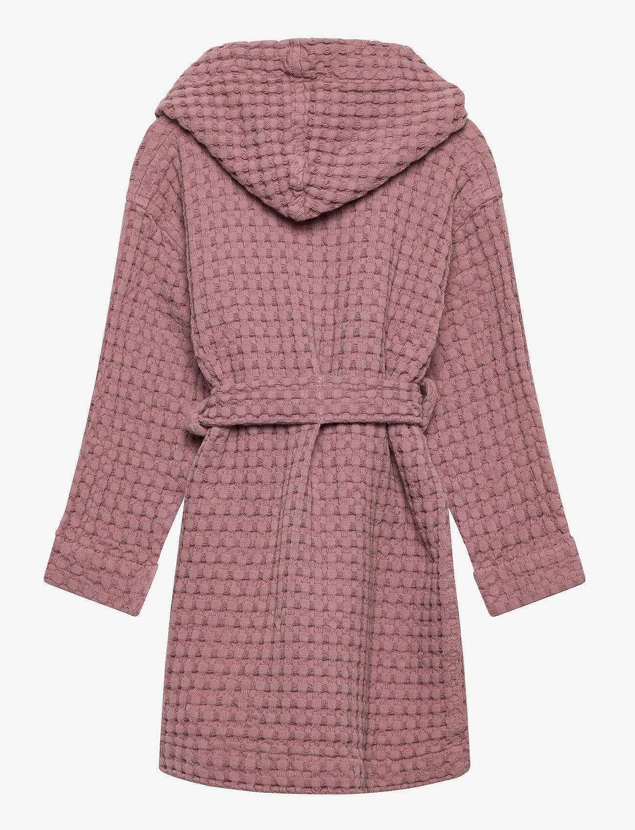 Cozy by Dozy - Cozy by Dozy Bath Robe - bathrobes - pink - 1