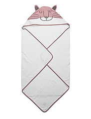 Cozy by Dozy Hooded Towel - PINK