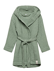 Cozy by Dozy Bath Robe - GREEN