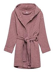 Cozy by Dozy Bath Robe - PINK