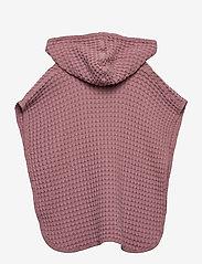 Cozy by Dozy - Cozy by Dozy Poncho - bathrobes - pink - 1