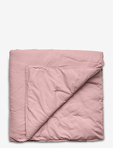 Cozy by Dozy Playmat - blankets & quilts - pink
