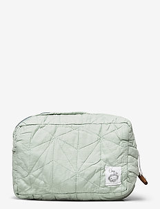 Cozy by Dozy Toiletry Bag - totes & small bags - green
