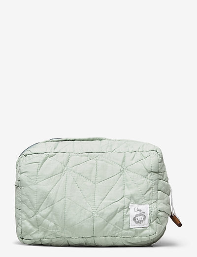 Cozy by Dozy Toiletry Bag - toiletry bags - green