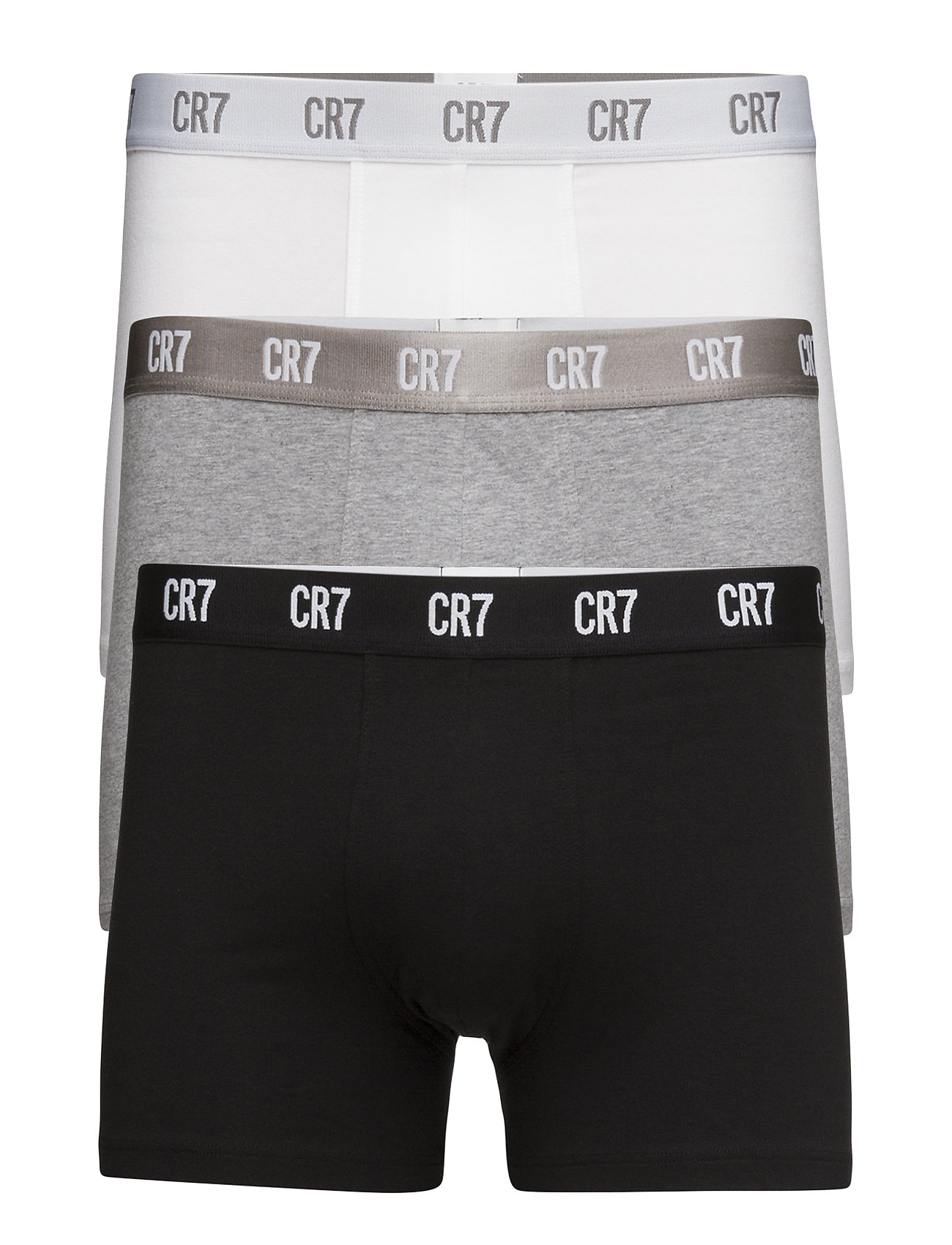 CR7 CR7 Basic, Trunk, 3-pack - SORT
