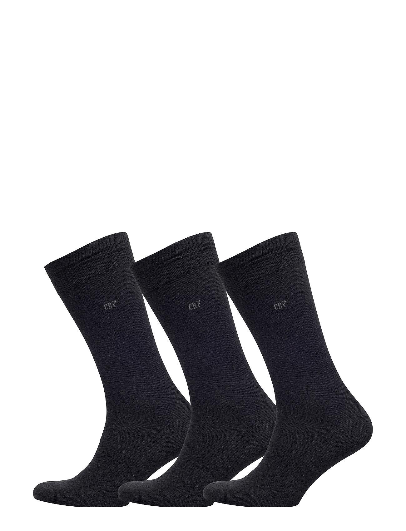 CR7 CR7 socks 3-pack - BLACK