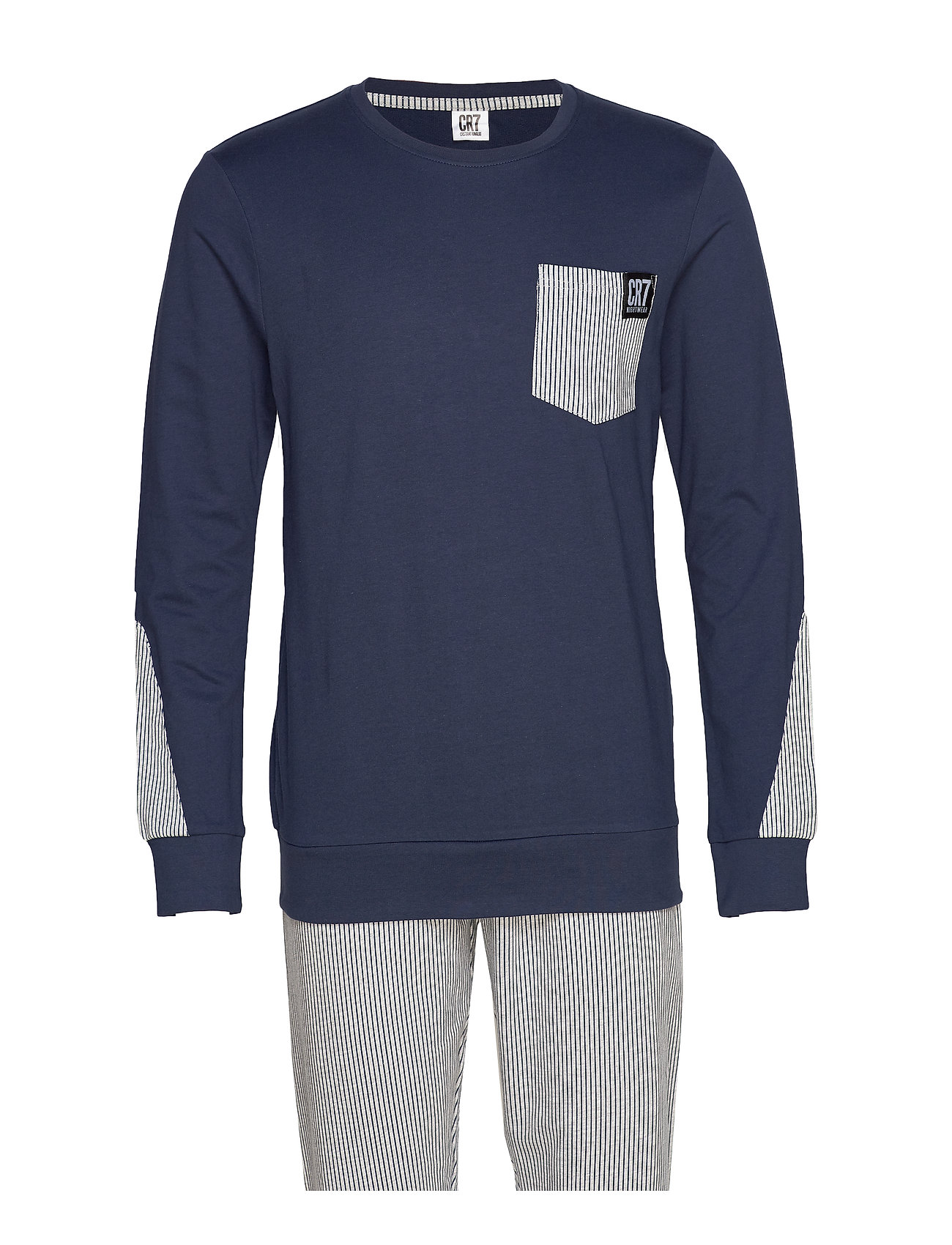 CR7 CR7 Mens pyjamas - BLUE