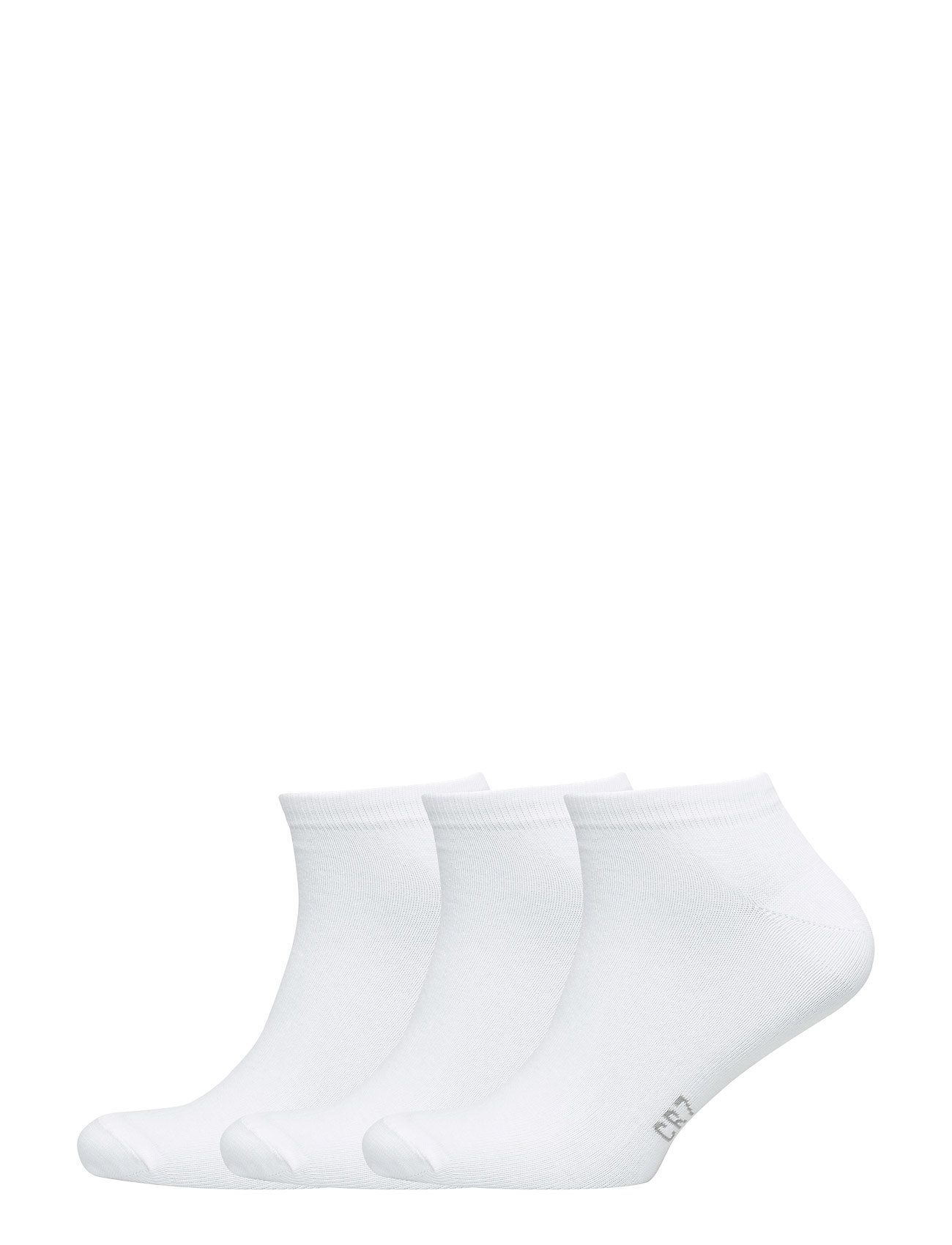 CR7 Cotton Stretch 3-pack - WHITE