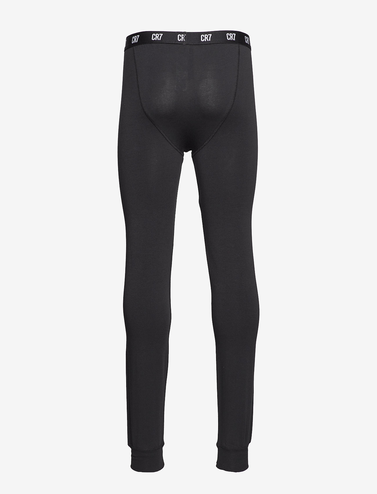 CR7 CR7 Fashion, Long Johns - Nattøy BLACK - Menn Klær