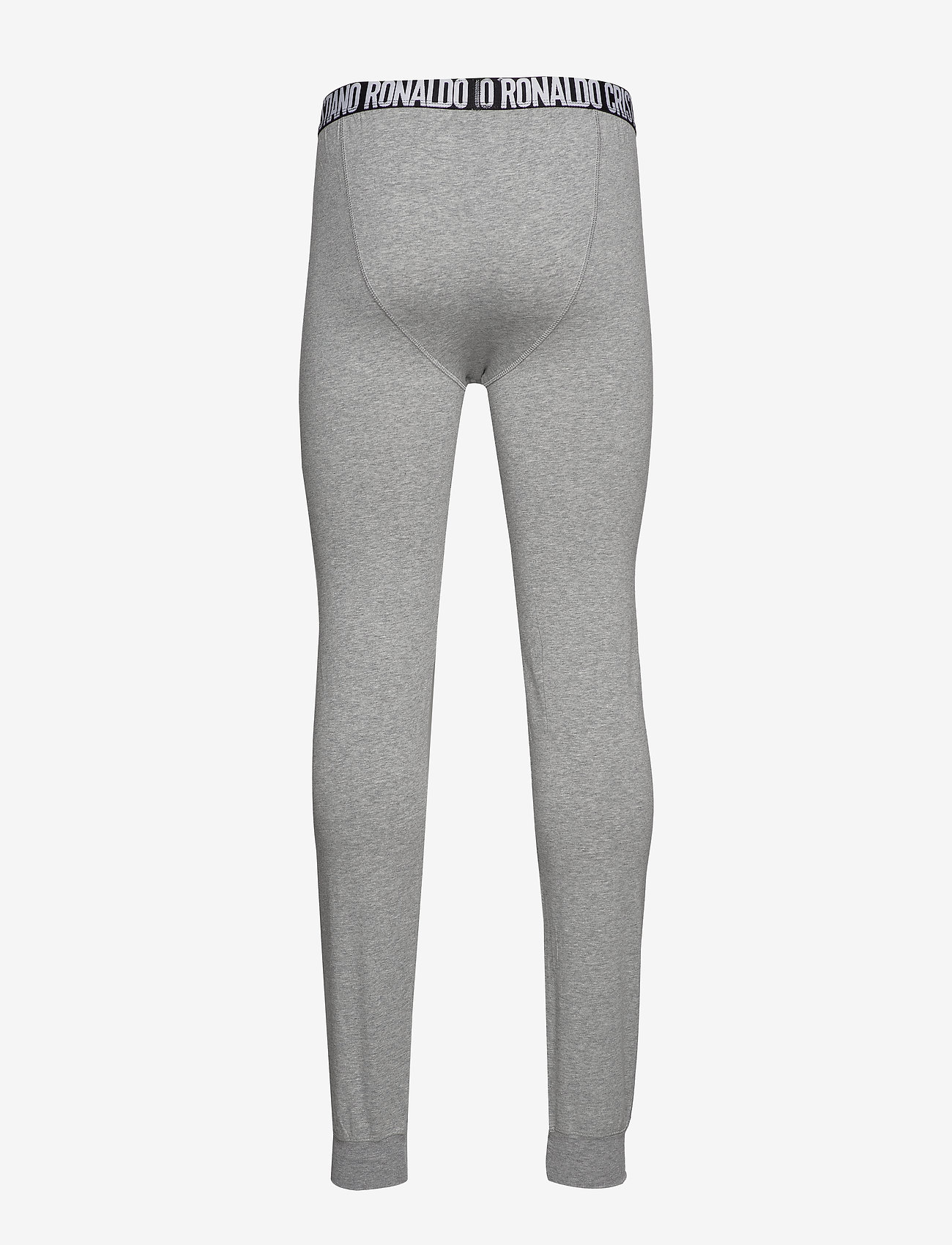 CR7 CR7 Fashion, Long Johns - Nattøy GREY - Menn Klær