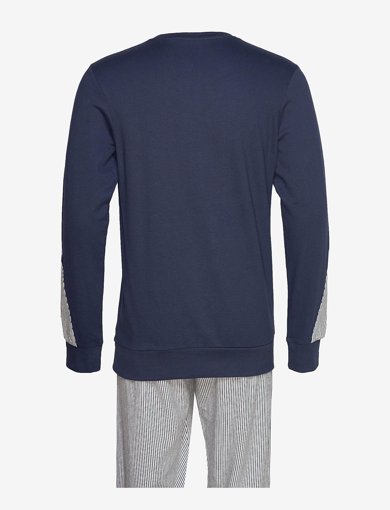 CR7 - CR7 Mens pyjamas - pyjamas - blue - 1
