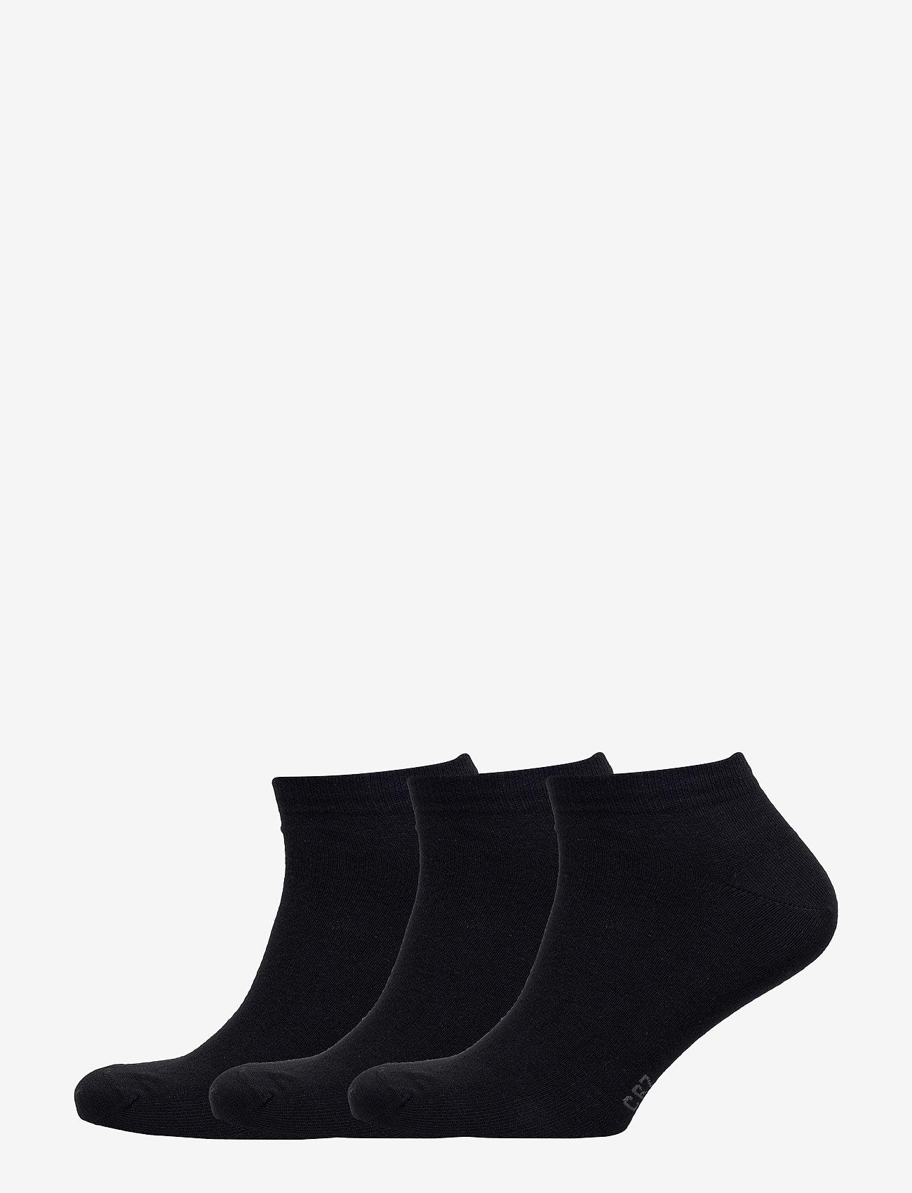 CR7 - Cotton Stretch 3-pack - zeķes - black - 0