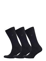 CR7 socks 3-pack - BLACK
