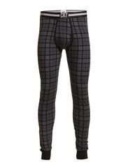 CR7 Main Fashion, Long Johns - BLACK