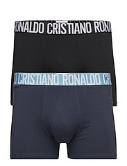 CR7 Fashion, Trunk 2-pack - NAVY