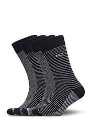 CR7 4-pack socks giftbox - STRIPES NA