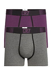 CR7 Fashion, Trunk 2-pack - PURPLE