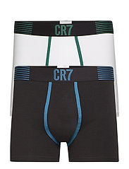 CR7 Fashion, Trunk 2-pack - WHITE