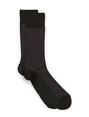 Luxury sock - BLACK