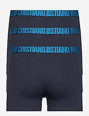 CR7 - CR7 Basic Trunk Organic 3-pack - boxers - multicolou - 3