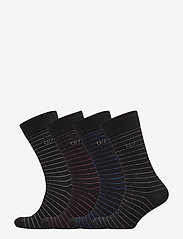 CR7 - CR7 4-pack socks giftbox - chaussettes régulières - stripes - 0