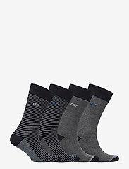 CR7 - CR7 4-pack socks giftbox - chaussettes régulières - stripes - 1