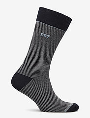CR7 - CR7 4-pack socks giftbox - chaussettes régulières - stripes - 3