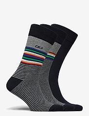CR7 - CR7 Mens socks 3-pack - chaussettes régulières - flerfärgad - 1