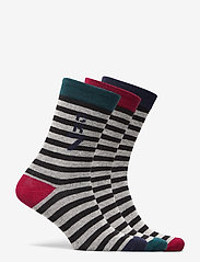 CR7 - CR7 Kids socks 3-pack. - skarpetki - multicolou - 1