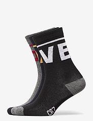 CR7 Kids socks 3-pack. - MULTICOLOU