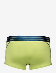 CR7 - CR7 Fashion, Trunk  Mesh. (x) - sous-vêtements - green - 1