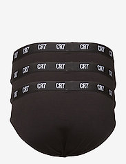 CR7 - Brief 3-pack - slips - black - 1