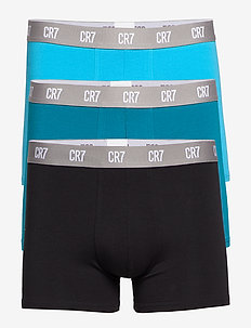 CR7 Basic, Trunk, 3-pack - boxers - multi