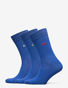 CR7 socks 3-pack - tavalliset sukat - navy