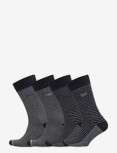 CR7 4-pack socks giftbox - tavalliset sukat - stripes