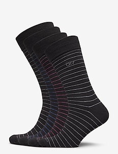 CR7 4-pack socks giftbox - enkelsokken - stripes bl