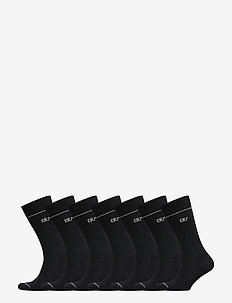 CR7 7-pack socks bamboo box - vanliga strumpor - multi