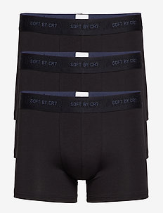 CR7 Bamboo, Trunk 3-pack - boxershorts - multi