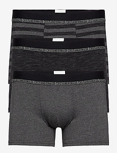 CR7 Bamboo, Trunk 3-pack - boxers - mix melang