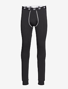 CR7 Fashion, Long Johns - BLACK