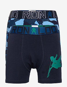 CR7 Boy's Trunk 2-pack - MULTI