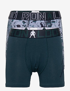 CR7 Boy's Trunk 2-pack - nederdelar - multi