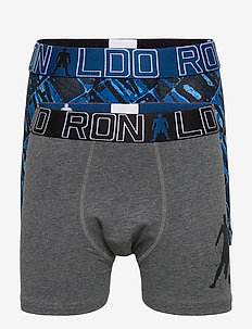 CR7 Boy's Trunk 2-pack - alaosat - multi