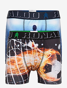 CR7Boy trunk photoprint 2-pack - MULTI